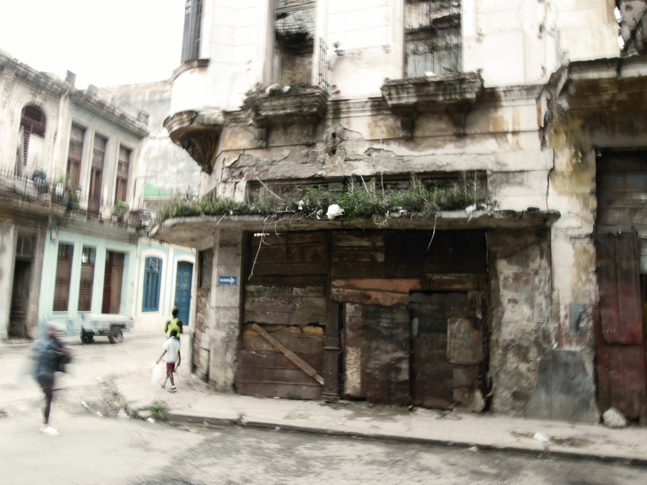 Havana, Cuba. November 2014.